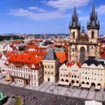 Keväinen lukijamatka kauniiseen Prahaan