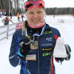Leena Nurmi hiihti hopealle Suomen Cupin sprintissä