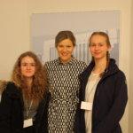 Kansanedustajat ja nuoret tapasivat nuorten parlamentissa