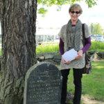 Paikallishistoriaa hautausmaakävelyllä
