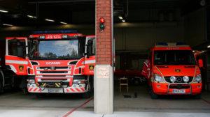 palokunta, Lempäälän paloasema, pelastuslaitos