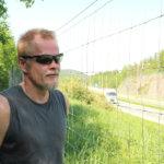 Moottoritien melu haittaa asumista