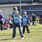 LeKi:n F-tyttöjä lähti Power Cupiin kolme joukkueellista. Kuva: Katariina Onnela