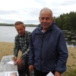 Mikko Mustila (vas) ja Antti Mikkola. Kuva: Päivi Aikasalo