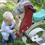 Typyrannan leikkipuisto säilytetään