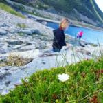Levähdyspaikka Norjassa Kuva: Lotta Kuittinen