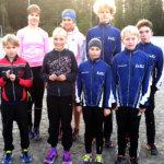 LeKi Yleisurheilun nuorille 49 mitalia pm-kisoista