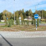 Tampereentien ja Pirkkalantien risteys. Kuva: Erkki Koivisto