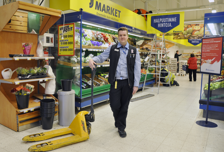 S-Market Tarjoukset Pirkanmaa