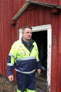 Markku K. E. Mikkola on valittu sekä Lempäälän vuoden yrittäjäksi (2005) että maatilayrittäjäski. Kuva: Erkki Koivisto