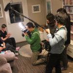 Vesilahtelaista arkea kuvattiin Japanin televisioon