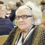 Valma Käpynen ja Suomi juhlivat tänä vuonna satavuotissyntymäpäiviään. Kuva: Katariina Onnela