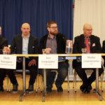 Vaalipanelistit pohtivat kyläpolitikointia