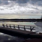Hiljainen Ahtialanjärvi