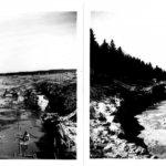 Kanavan rakennustyöt 1959