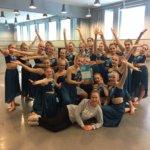 Lempääläläiset tanssikoulut loistivat Arktiset Askeleet tanssikatselmuksessa