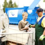 Kesäsiivous: kärrää romut ja romppeet jäteasemalle