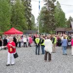 Eläkkeensaajien Keskusliiton Pirkanmaan Piiri ry:n kesäjuhlassa runsas ohjelma
