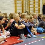 Satupäivä kruunasi Narvan koulun lukuvuoden