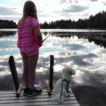 Kesäillan tunnelmaa Kuva: Leena Kurki