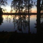 Kesäyö Toutosella Kuva: Risto Larno