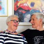 """Erik ja Tanja Kolkka ovat olleet naimisissa 57 vuotta: """"Ei ole tullut tarvetta vaihtaa."""""""