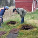 Jätevesijärjestelmän uusimisesta ei tarvitse suoriutua yksin