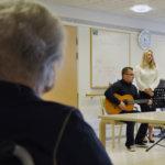 Sukupolvet kohtasivat Anttilanhovissa