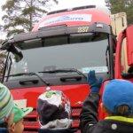 Vauhtia ja vaarallisia tilanteita Sääksjärven koululla