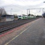 Esitys syöttöliikenteestä Vesilahdelta Tampereen juniin