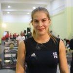 Emma Gleisner putsasi pöydän Helsinki Openissa