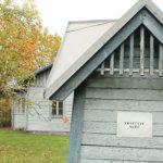Kanavanvartijan talo viettää hiljaiseloa kanavan ja entisen lukion välissä. Kuva: Erkki Koivisto