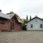 Lempäälän  kunta ei ole käynyt konkreettisia  neuvotteluja  kanavavartijan  talon hankkimiseksi kunnalle. Kuva: Erkki Koivisto