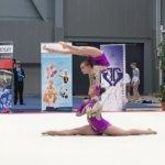 Aliina Luosa palkittiin vuoden akrobatiavoimistelijana