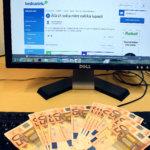 Yhden euron arvonnat – valepoliisit puhelimessa
