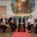 Harmonian virsikonsertti Vesilahden kirkossa