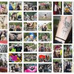 Valokuvanäyttely esittelee Puntalan punk-hengen