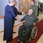 Himminkodossa juhlittiin 100-vuotiasta Suomea arvokkaasti