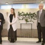 Diakoniatyölle yli tuhannen euron lahjoitus