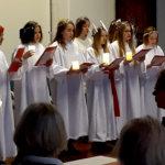 Lucian valoa ja joulupuuroa