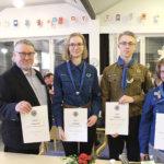 Nuorisotyöhön yli 1 000 euron lahjoitus