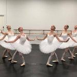 Tanssiopisto valtakunnalliseen balettikilpailuun