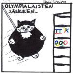 Olympialaisten jälkeen