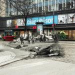 Suonpään näyttely yhdistää näkymiä vuosilta 1918 ja 2018