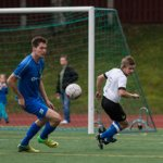 Jalkapallon alemmissa sarjoissa mukana kolme paikallisjoukkuetta