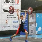Harri Mamia pronssille nuorten SM-kisoissa
