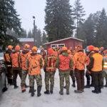 Erämaan metsästysyhdistyksellä juhlahumua