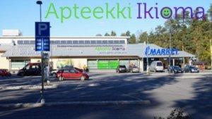 Apteekki Sääksjärvi