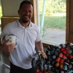 Nappiksia ja palloja Lempäälästä Costa Ricaan