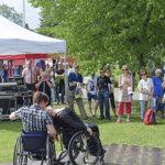 Pyörätuolijalkapalloilu ja muita oppimiani asioita vammaisten harrastuksista